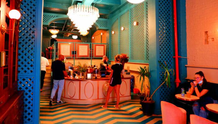 Die besten Cafés in New York - Felix