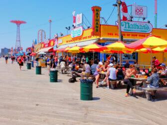 Luna Park in Coney Island Tickets - Freizeit Park