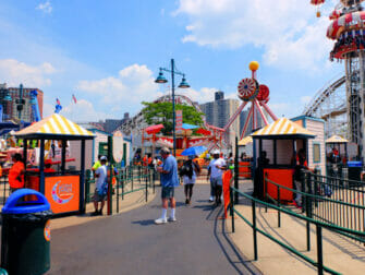 Luna Park in Coney Island Tickets -Spaß