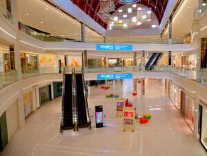 American Dream Mall near New York Inside the American Dream