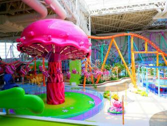 American Dream Mall in der Nähe von New York - Nickelodeon