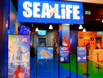 American Dream Mall in der Nähe von New York - SEA LIFE Aquarium