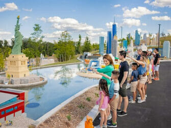LEGOLAND New York Resort Tickets - LEGO Miniland