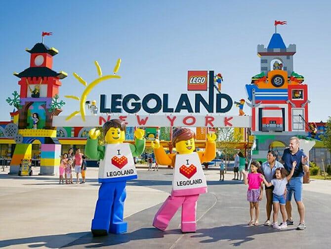 LEGOLAND New York Resort Tickets
