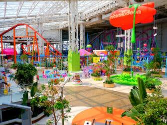 NNickelodeon Universe Vergnügungspark Park in der Nähe von New York Tickets - Attraktionen