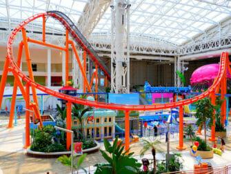 NNickelodeon Universe Vergnügungspark Park in der Nähe von New York Tickets - Innen im Freizeitpark